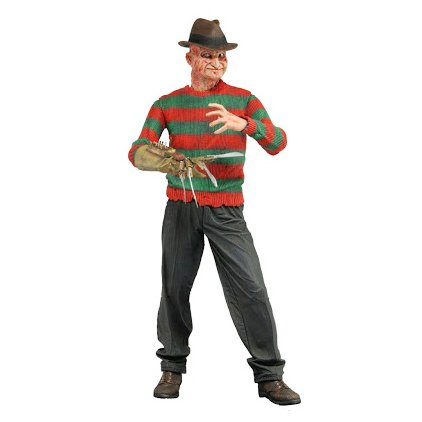 Фигурка Nightmare on Elm Street Series 4 Powerglove Freddy