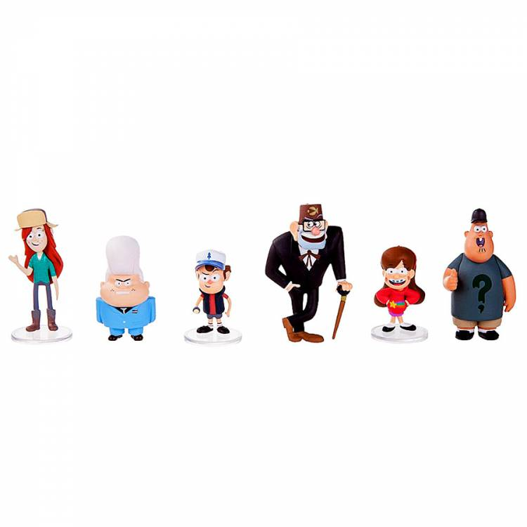 Набор фигурок Disney Gravity Falls Mini Figure