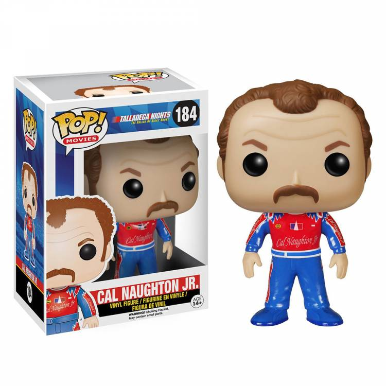 Фигурка POP Movies: Talladega Nights - Cal Naughton Jr.