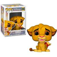 Фигурка POP Disney: The Lion King - Simba