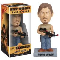 Фигурка Walking Dead Daryl Dixon Wacky Wobbler