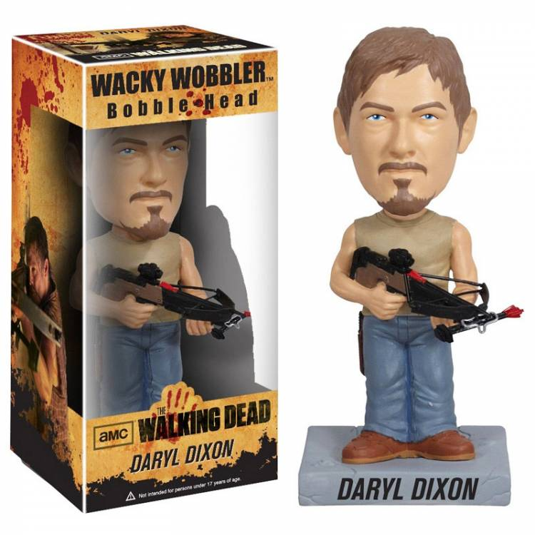 Фигурка The Walking Dead - Daryl Dixon Wacky Wobbler