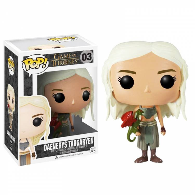 Фигурка POP Game of Thrones: Daenerys Targaryen