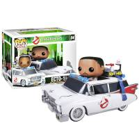 Набор фигурок POP Ghostbusters - Winston Zeddmore and Ecto 1