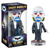 Фигурка Dark Knight Movie - Joker Bank Robber Wacky Wobbler