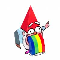 Конструктор Gravity Falls - Rainbow Gnome