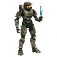 Фигурка Halo 4 Series 2 Master Chief [Unlocks Riptide Assault Rifle Skin!]