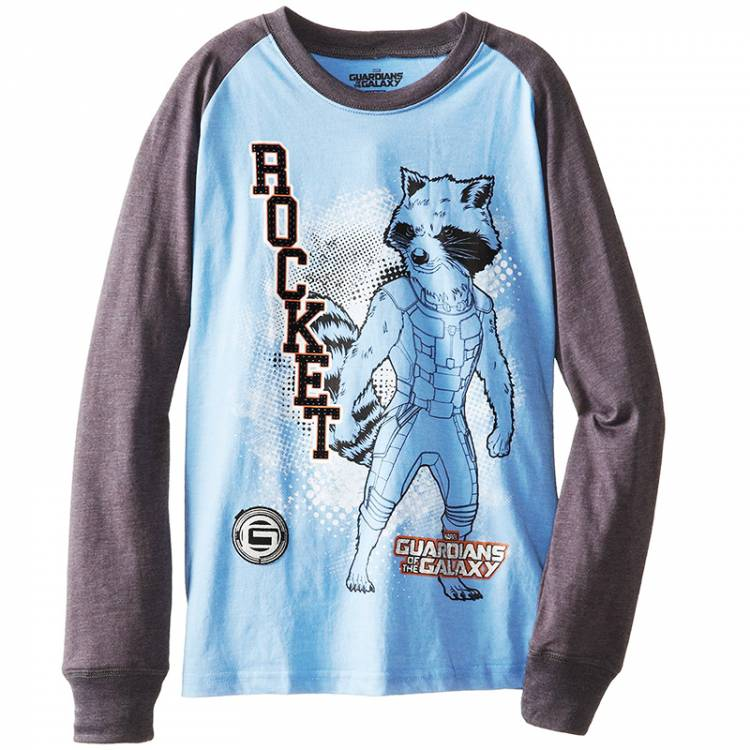 Лонгслив Guardians of the Galaxy Raglan