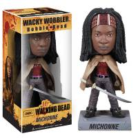 Фигурка Walking Dead Michonne Wacky Wobbler