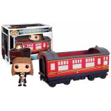 Набор фигурок POP Rides: Harry Potter - Hogwarts Express Traincar with Hermione