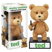 Фигурка Ted Movie Talking Wacky Wobbler (со звуком)