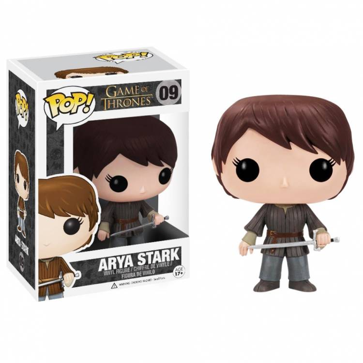 Фигурка POP TV: Game of Thrones - Arya Stark