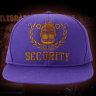 Бейсболка Five Nights At Freddy's Purple Security