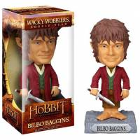 Фигурка Hobbit: Unexpected Journey Movie Bilbo Wacky Wobbler