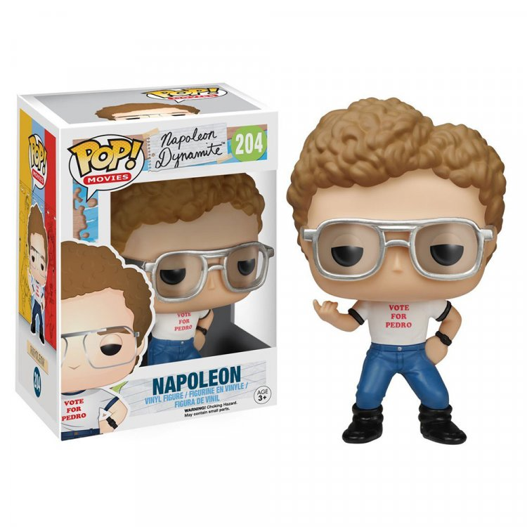 Фигурка POP Movies: Napoleon Dynamite - Napoleon