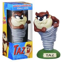 Фигурка Looney Tunes Taz Devil Wacky Wobbler