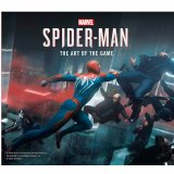 Артбук Marvel's Spider-Man: The Art of the Game