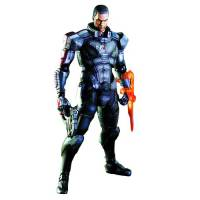 Фигурка Mass Effect 3: Play Arts Kai Commander Shepard