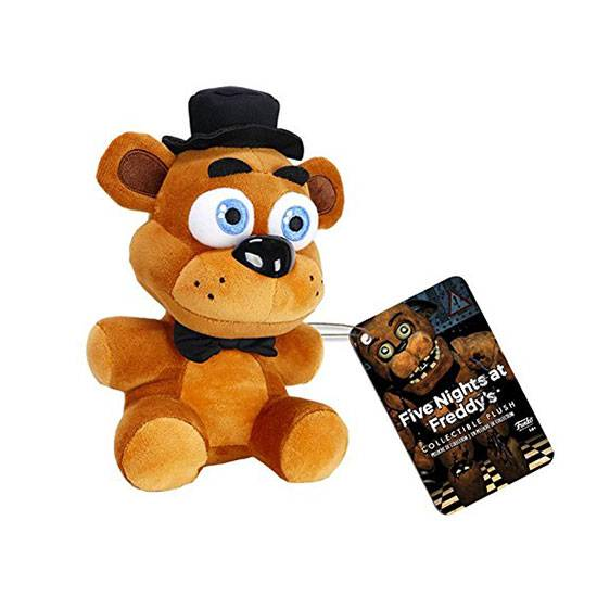 Мягкая игрушка Five Nights at Freddy's - Freddy Fazbear