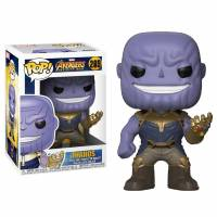 Фигурка POP Marvel: Avengers Infinity War - Thanos