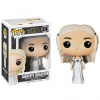 Фигурка POP Game of Thrones Daenerys Targaryen [White]