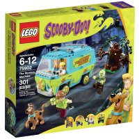 Конструктор LEGO Scooby-Doo the Mystery Machine