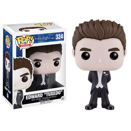 Фигурка POP Movies: Twilight - Edward Cullen Tuxedo
