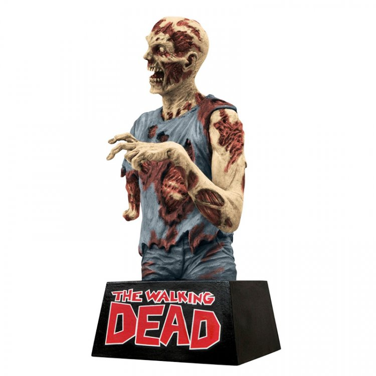 Копилка The Walking Dead Zombie Bust