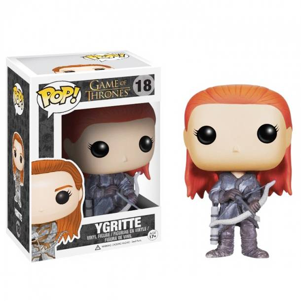 Фигурка POP Game of Thrones Ygritte