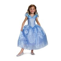 Костюм детский Cinderella Movie 2015 - Ball Dress Deluxe