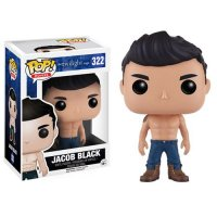 Фигурка POP Movies: Twilight - Jacob Shirtless