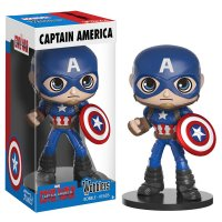 Фигурка Wobblers: Marvel - Captain America