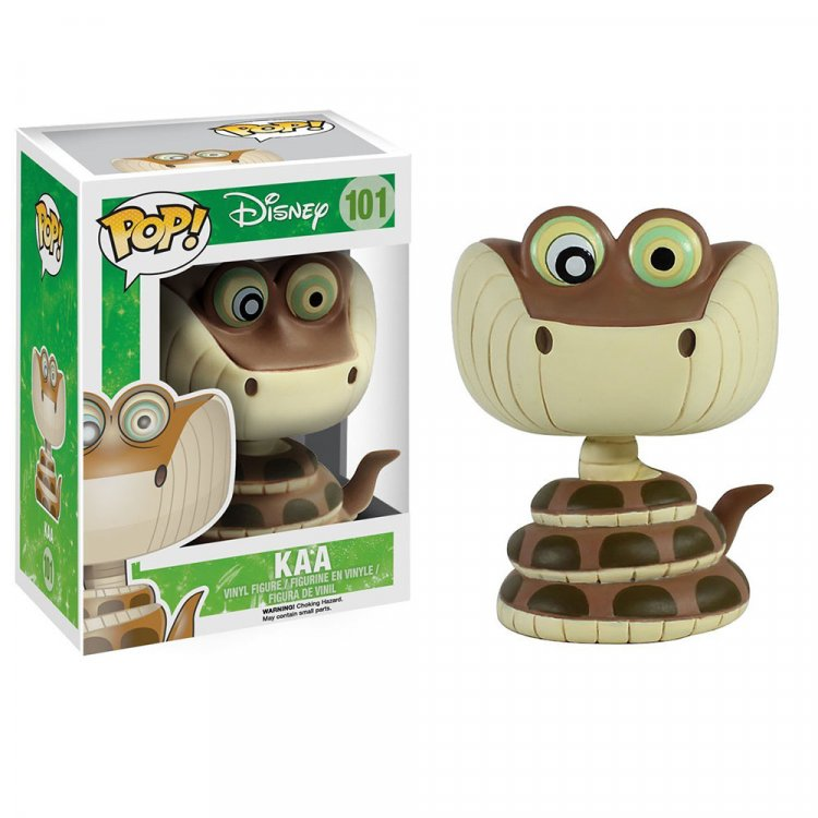 Фигурка POP Disney: Jungle Book - Kaa