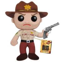 Мягкая игрушка The Walking Dead - Rick Grimes