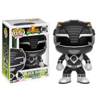 Фигурка POP TV: Power Rangers - Black Ranger