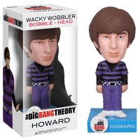 Фигурка Big Bang Theory Howard Wacky Wobbler