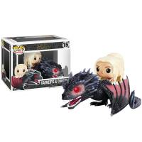 Набор фигурок POP Rides: Game of Thrones - Dragon & Daenerys