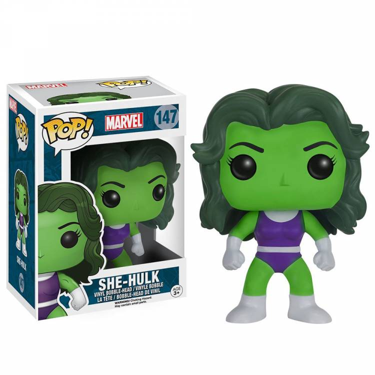 Фигурка POP Marvel: She-Hulk