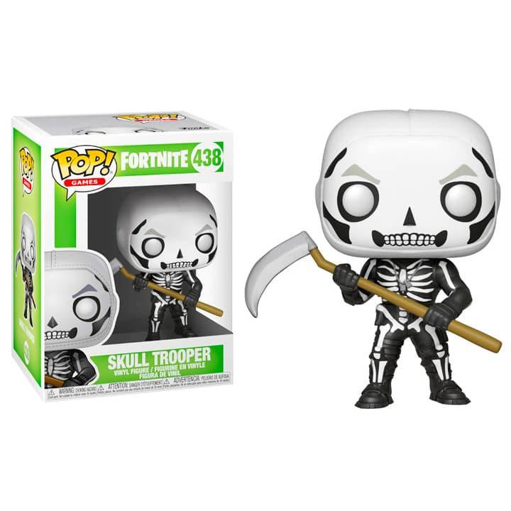 Фигурка POP Fortnite - Skull Trooper