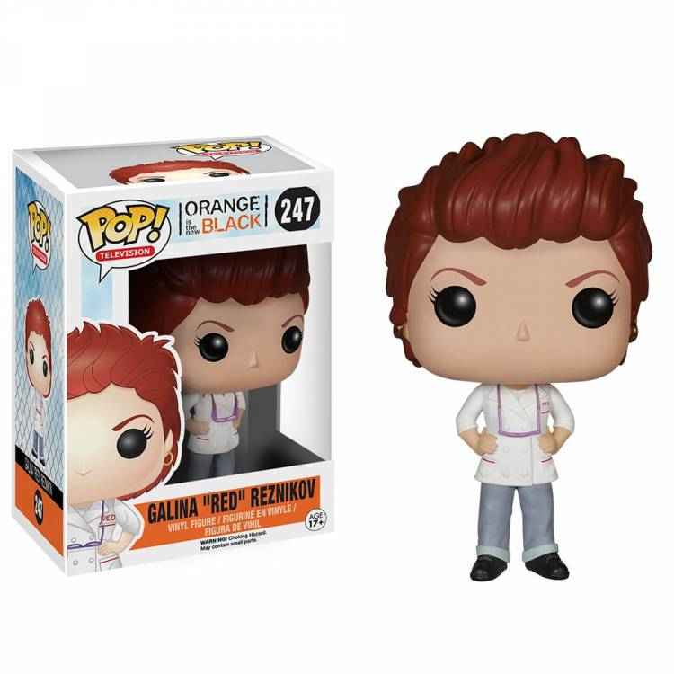Фигурка POP TV: Orange Is the New Black - Galina Red Reznikov