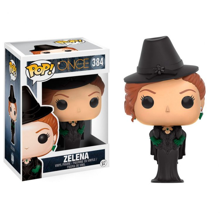 Фигурка POP TV: Once Upon a Time - Zelena