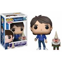 Фигурка POP TV: Trollhunters - Jim with Amulet Exclusive