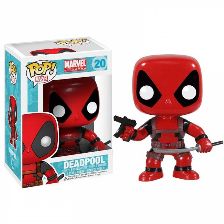 Фигурка POP Marvel - Deadpool