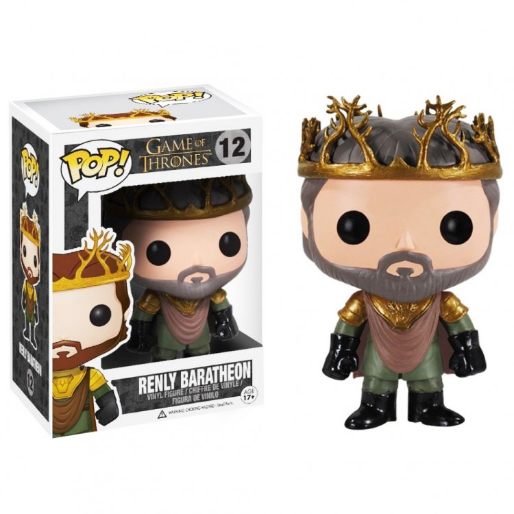Фигурка Game of Thrones: Renly Baratheon POP