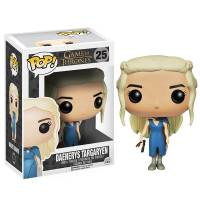 Фигурка POP Game of Thrones - Daenerys Targaryen Exclusive Blue Outfit