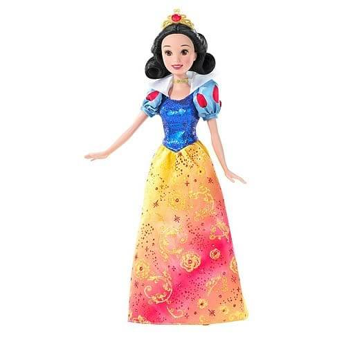 Кукла Disney Princess Sparkling Princess Snow White