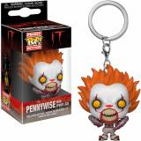 Funko Pocket POP Keychain: It - Pennywise with Spider Legs Figure