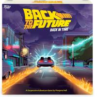 Настольная игра Back to The Future - Back in Time