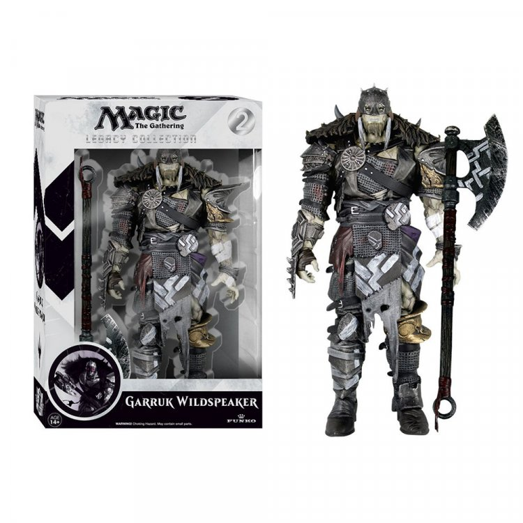 Фигурка Legacy Games: Magic The Gathering - Garruk