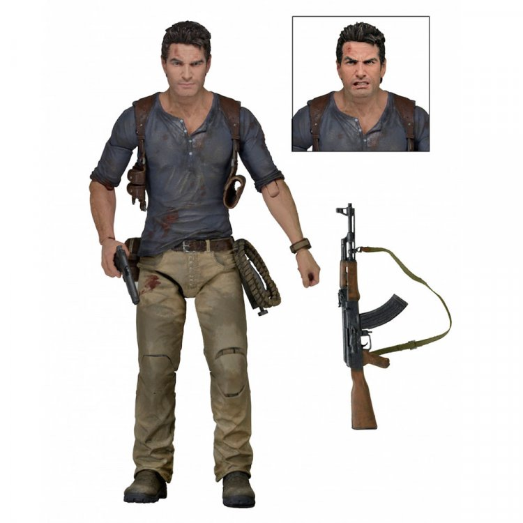 Фигурка Uncharted 4 - Ultimate Nathan Drake